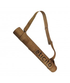 2 in 1 Cork Yoga Strap and Mat Carrier